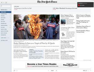 News on your desktop